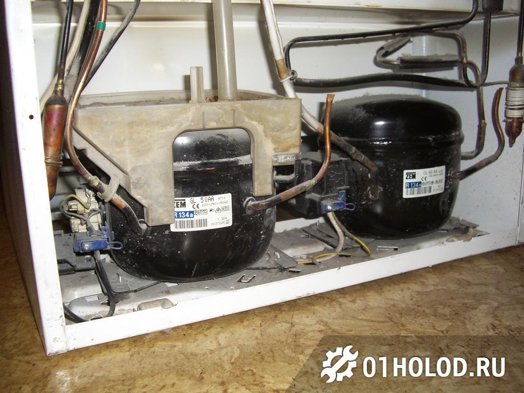 Осмотр холодильника Electrolux ERZ 3600