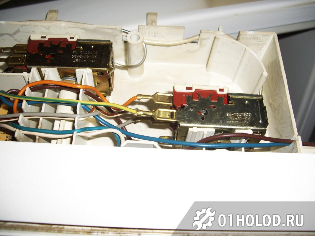 Ремонт холодильника Electrolux ERZ 3600